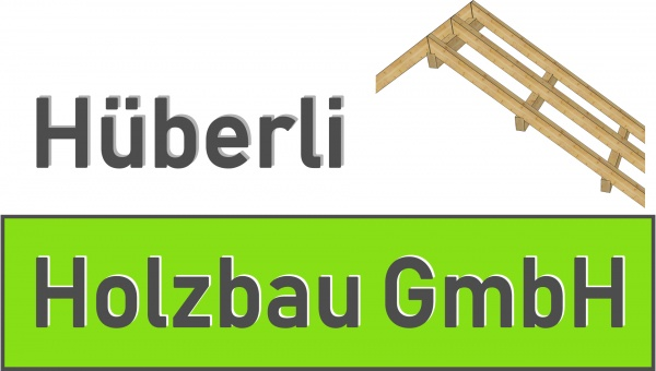 Logo: Hüberli Holzbau GmbH