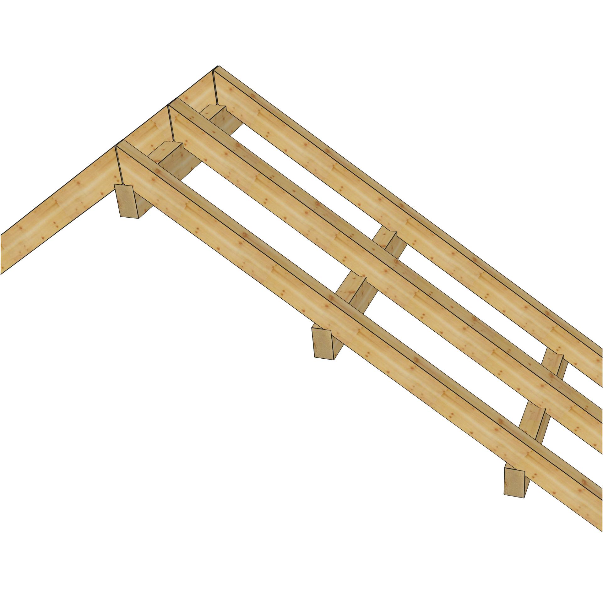 Hüberli Holzbau GmbH - Darstellung Holzbau